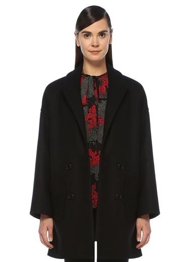 Red Valentino Palto Siyah
